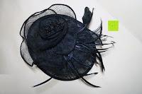 Erfahrungsbericht: Valdler Damen Fascinator Hut Mini-Hut Feder Ineinander greifen Netz Fasching Haarschmuck