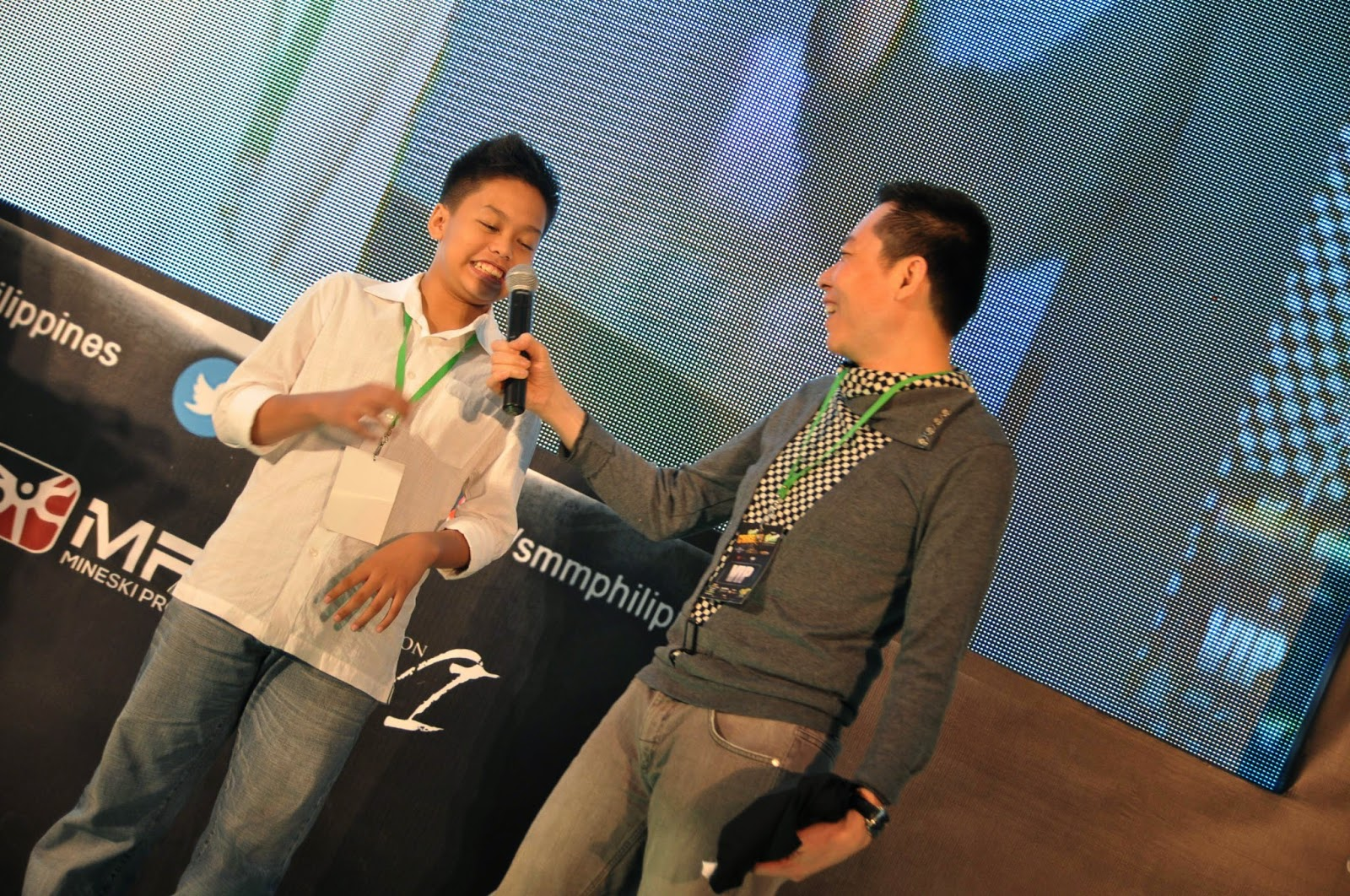 Dr. Ricky Lim and AK