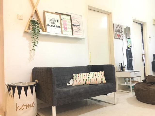 Deco Ruang Tamu Kecil Ikea Desainrumahidcom