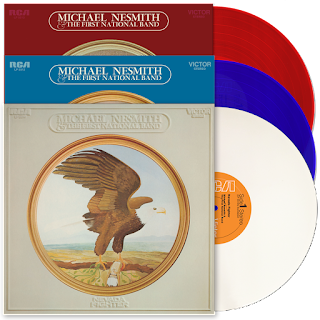 Michael Nesmith's American Trilogy LPs
