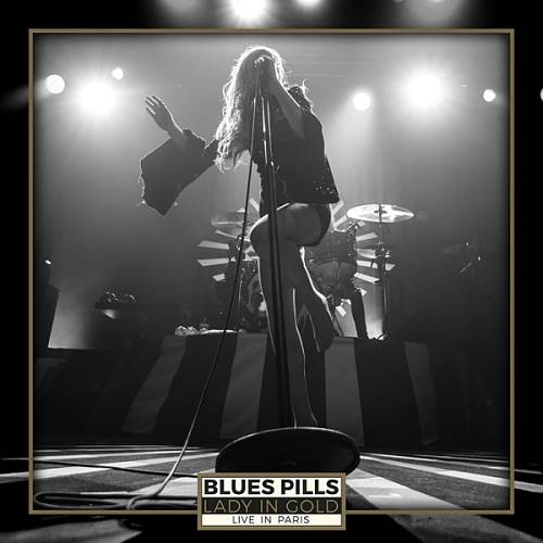 BLUES PILLS: Κυκλοφορούν το πρώτο τους live DVD