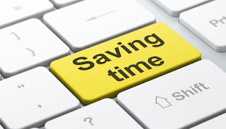saving time - COLLOCATIONS WITH TIME
