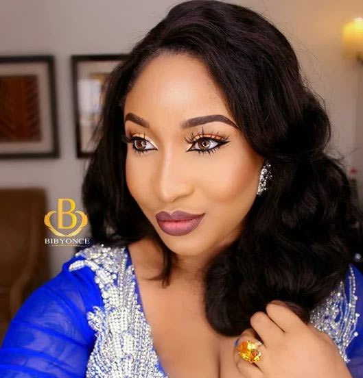 Tonto Dikeh looks spotless in new selfies