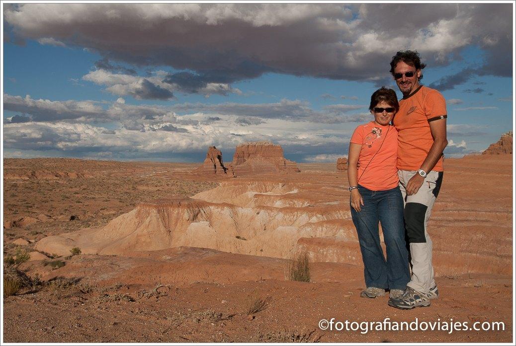 Goblin state park en Utah, estados unidos fotografiandoviajes