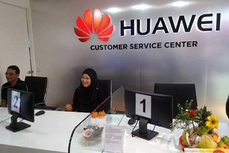 Alamat & Nomor Telepon Service Center Huawei Jakarta Pusat