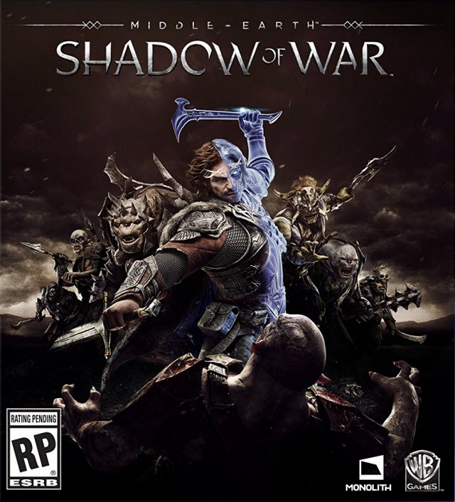 middle earth shadow of war تحميل لعبة