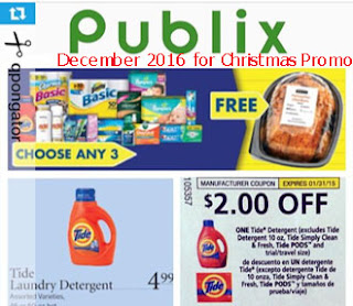 free Tide coupons december 2016