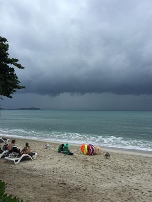 Koh Samui, Thailand daily weather update; 21st December, 2016