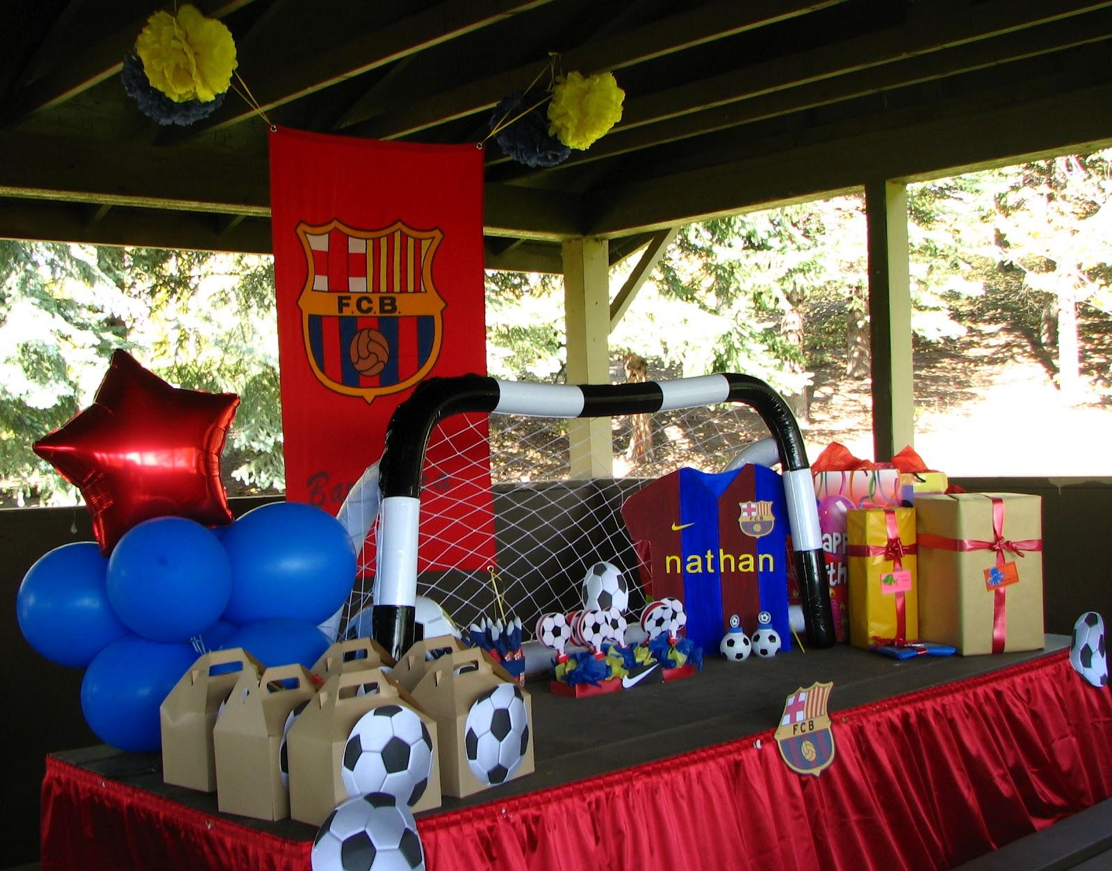 Utopia Party Decor: Soccer Party Decor