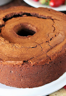 Whole Chocolate Pound Cake Image