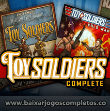 Toy Soldiers: Complete - PC (Download Completo em Torrent)