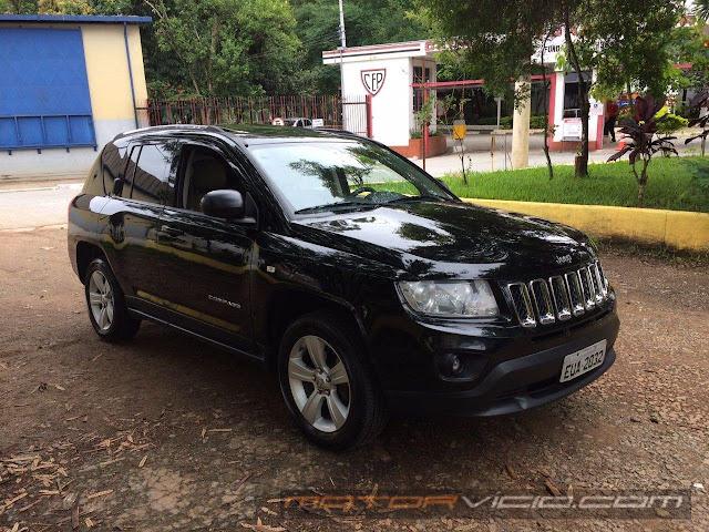Jeep Compass 2012: fotos e informações - usado
