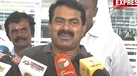 Rajinikanth will not talk for Mersal: Seeman