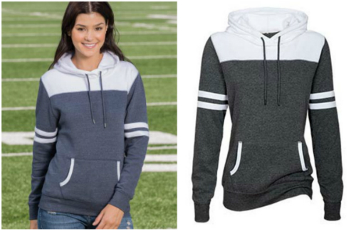 Enza 37179 - Ladies Varsity Fleece Hood from NYFifth