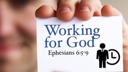 Apapun Yang Anda Lakukan, Lakukan Itu Sebagai Pelayanan