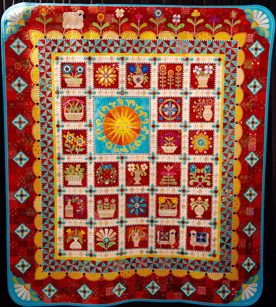 Punch With Judy' Of Show International Quilt