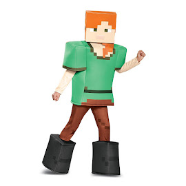 Minecraft Disguise Alex Prestige Costume Gadget