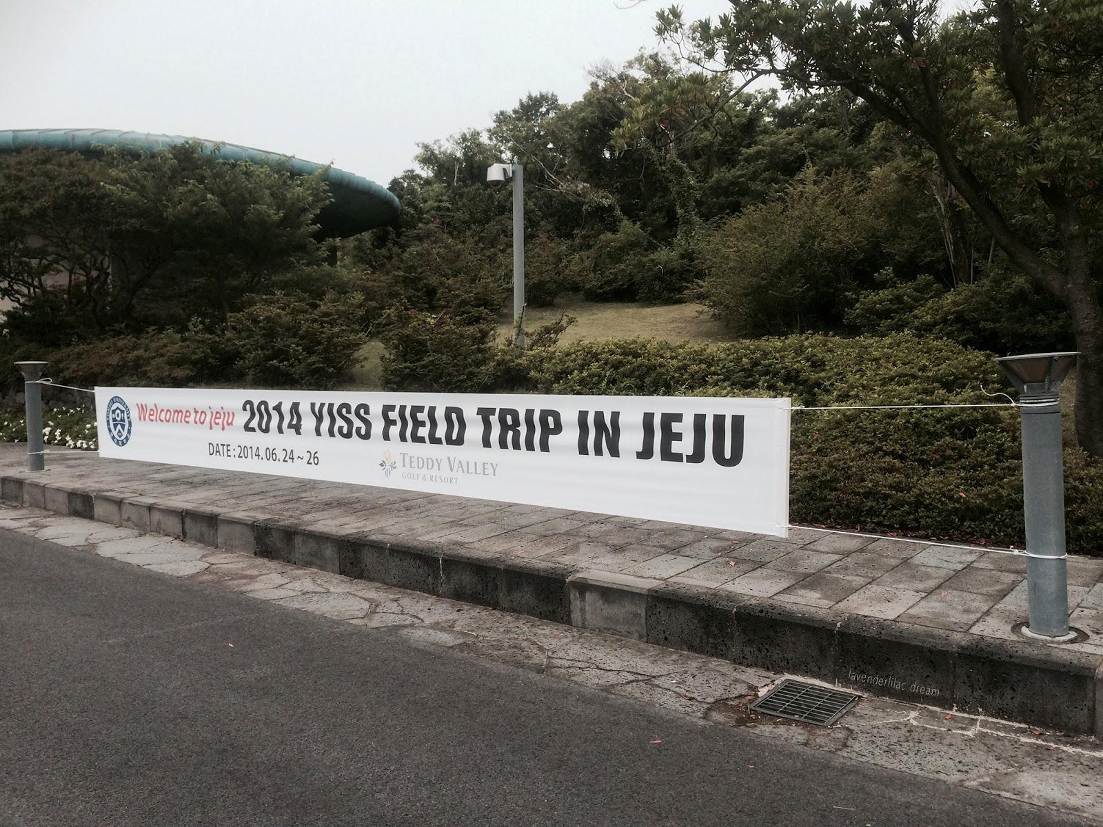 South Korea, Jeju Island, Yonsei University, YISS 2014