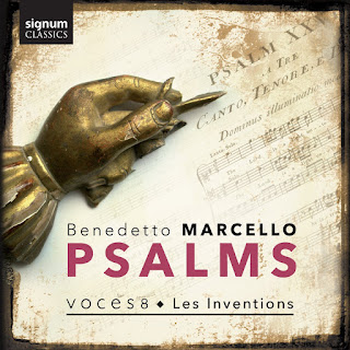 Benedetto Marcello - Psalms