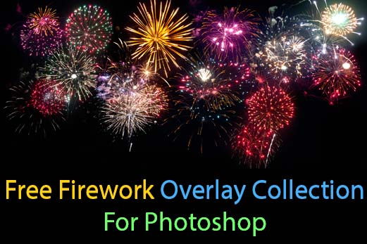 Firework Overlay Collection