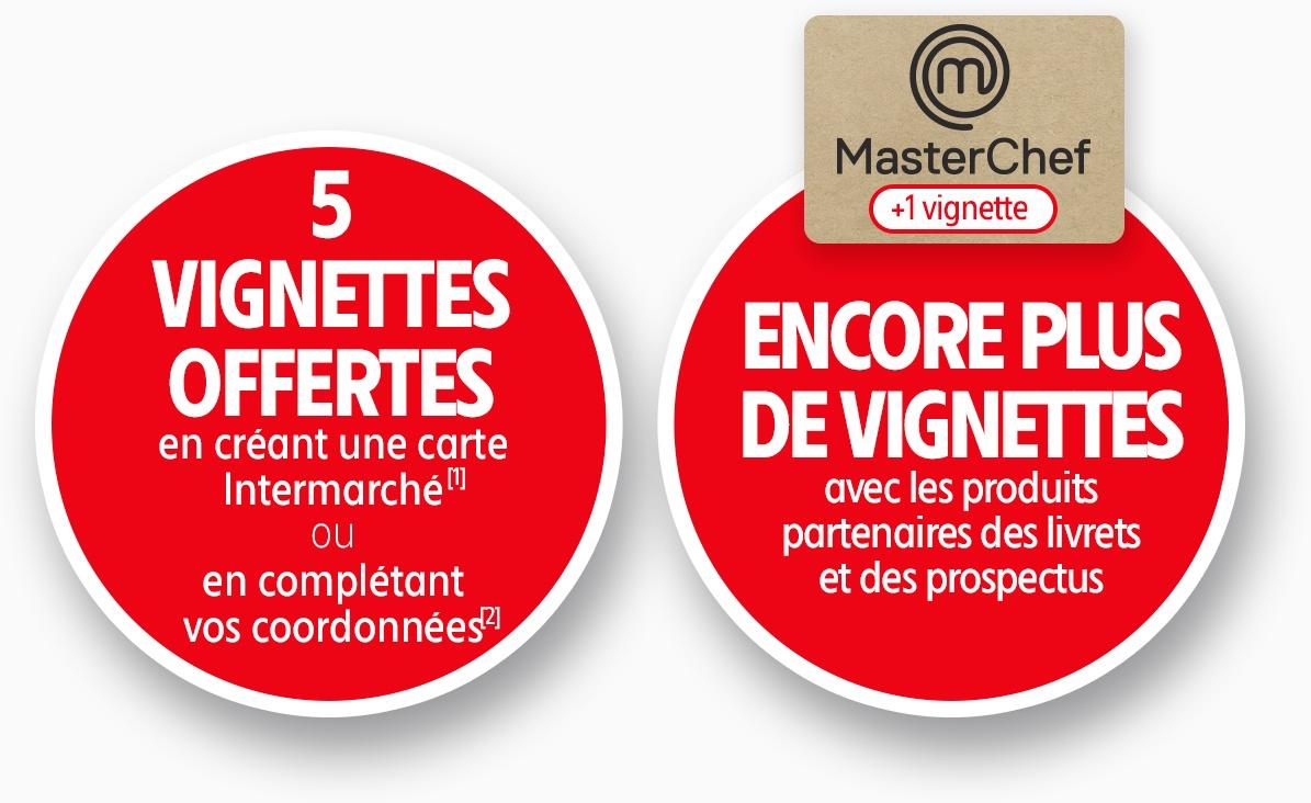 Carte Intermarche Belgique.Mes 3 Loulous Commander Les Produits Masterchef Intermarche En