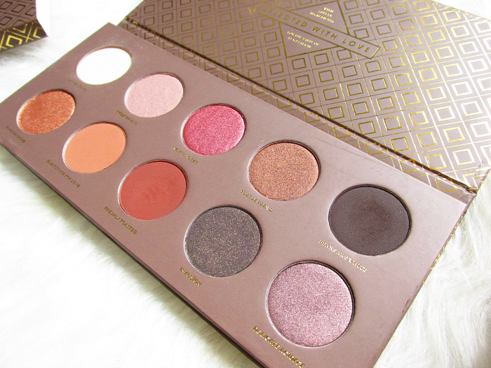 Zoeva - Cocoa Blend Eyeshadow Palette - 10 x 1.5g - 17.50 Euro / Review & Swatches