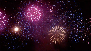 Port Moresby residents welcome 2016 in style