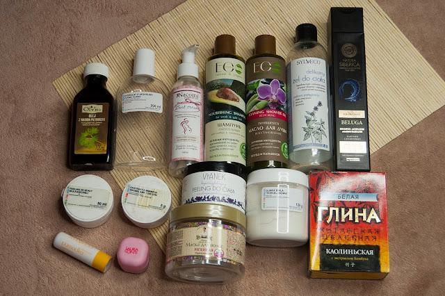 [320.] Denko marzec 2016r. - same naturalne kosmetyki!