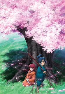 """Confirmada la adaptación anime de las novelas """"Basilisk: Ouka Ninpouchou """""""