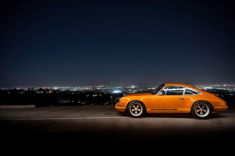 The Line Begins To Blur Reborn 911 Porsche By Singer