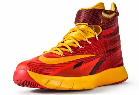 9263a8700694 Nike Zoom HyperRev Light Crimson University Gold-Team Red Release Reminder.  The all new Nike Zoom HyperRev is set to hit stores tomorrow.