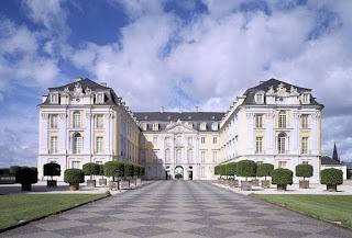 Vista Palacio de Augustusburg