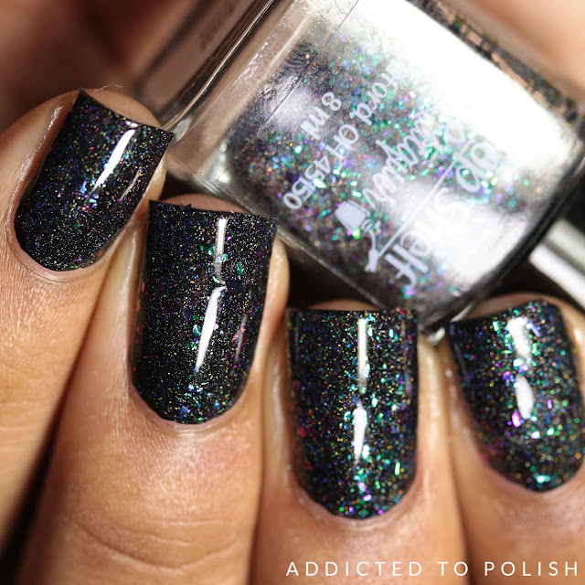 Top Shelf Lacquer Snowball Cocktail