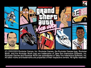 Grand Theft Auto Vice City PC Version