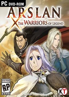 capa Arslan The Warriors Of Legend pc - Arslan The Warriors of Legend PC