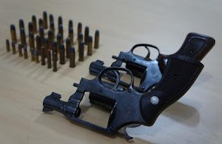 Polícias registram maior número de apreensões de armas de fogo irregulares em quatro anos