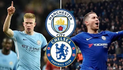 Live Streaming Chelsea vs Manchester City EPL 9.12.2018