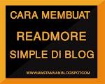 Cara Membuat Readmore Otomatis Di Blog