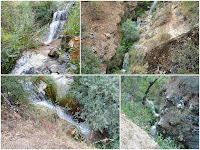 Ущелье водопадов в Оджуке, Варзоб, горы Таджикистана - фото-обзор похода