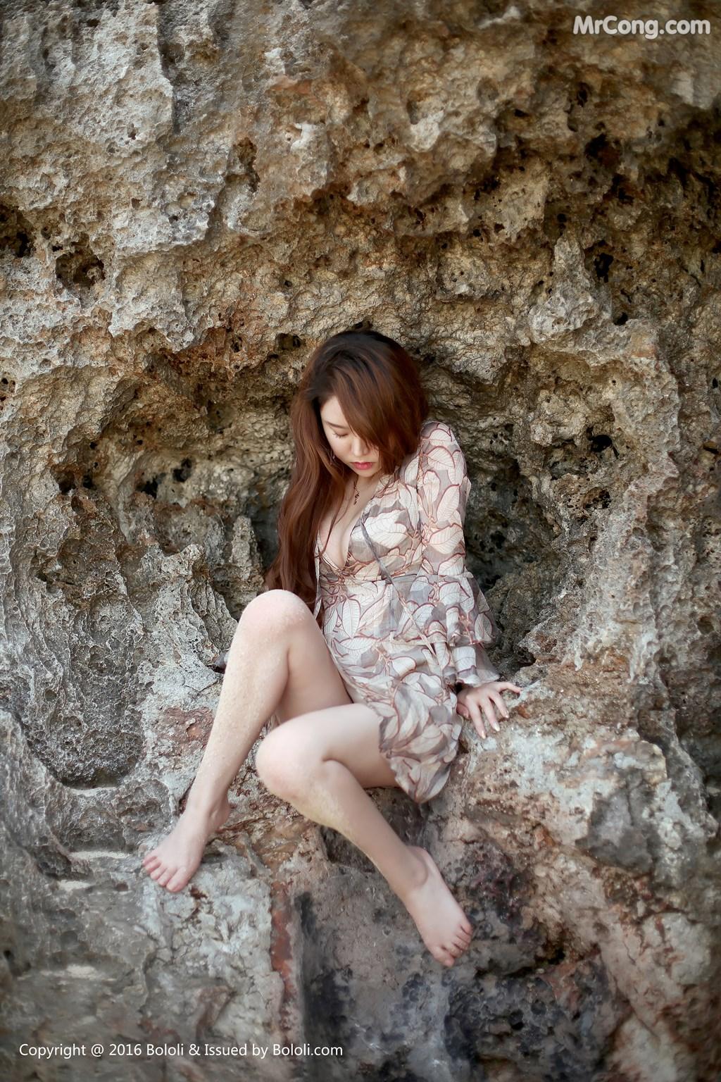 Image Tukmo-Vol.120-Liu-You-Qi-Sevenbaby-MrCong.com-010 in post Tukmo Vol.120: Người mẫu Liu You Qi Sevenbaby (柳侑绮) (46 ảnh)