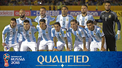 Argentina World Cup 2018 Squad