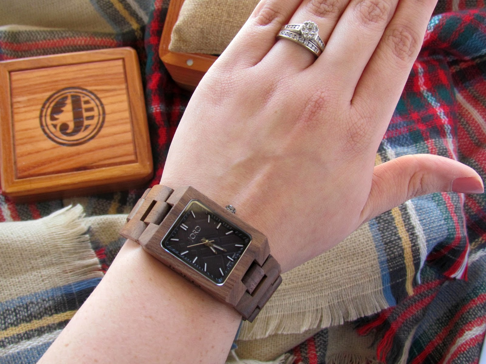 Unique Wood Watch, Perfect Gift for a Loved One | beautywithlily.com
