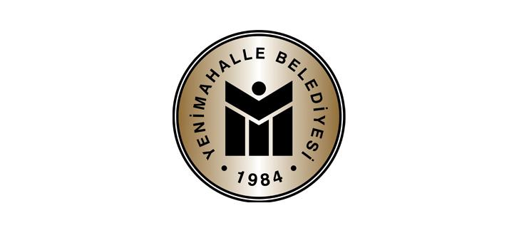 Ankara Yenimahalle Belediyesi Vektörel Logosu