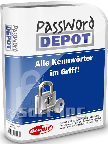 Password Depot Pro 8.2.0 + Crack