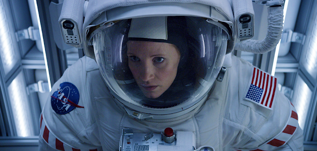 Jessica Chastain în The Martian