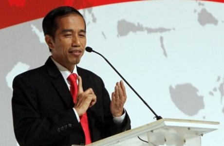 Presiden Jokowi Resmikan 17 Terminal Penyalur BBM Satu Harga