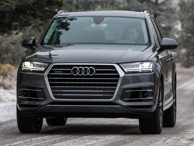 Audi: vendas globais caem ligeiramente em feveiro