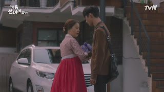 Sinopsis Mama Fairy and the Woodcutter Episode 9