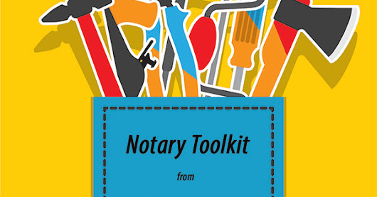 Notary Websites that ALL Notaries should have Bookmarked.