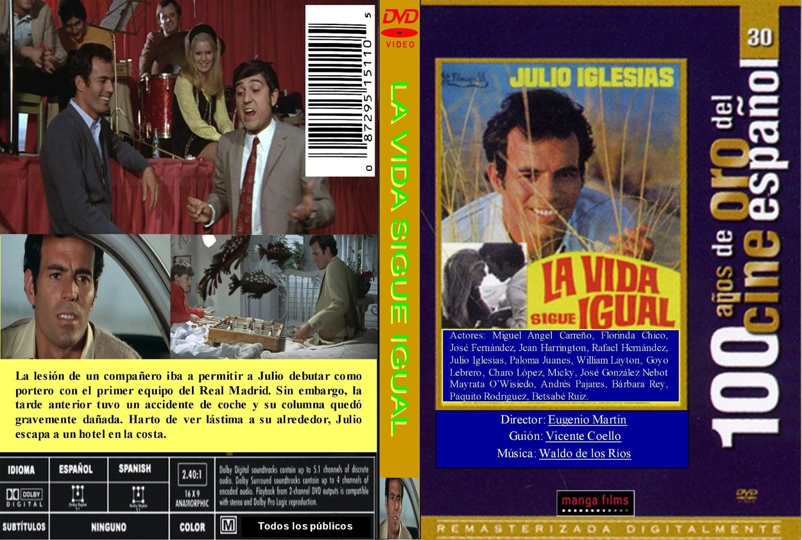 La vida sigue igual ( 1969 ) La película DescargaCineClasico.Net